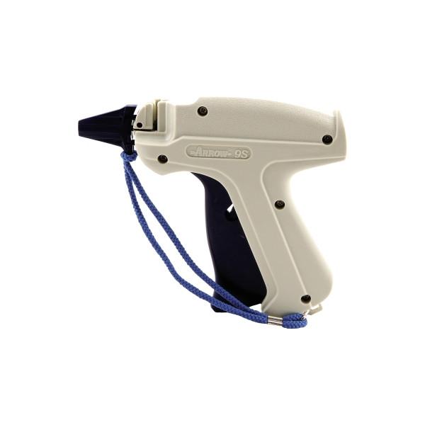 ARROW Etikettierpistole 9S 14 x 12,5 x 3 cm (B x H x T) inkl. Nadel Standard grau