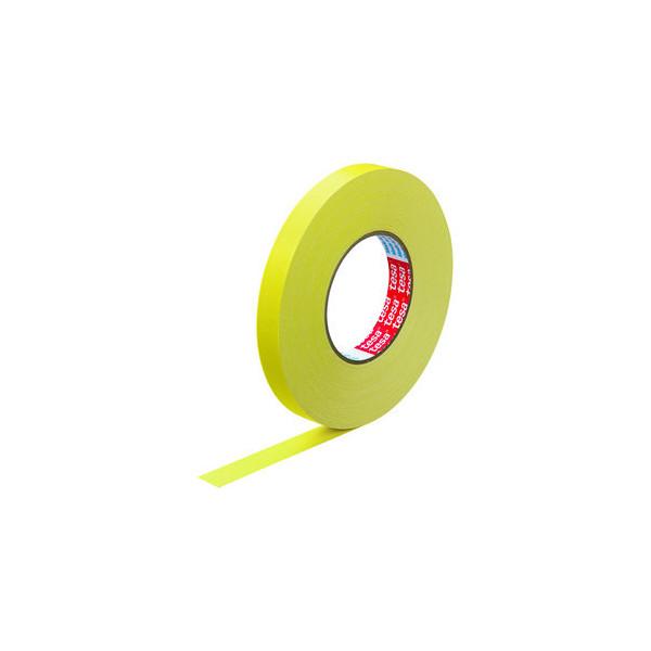 tesa Gewebeband extra Power Perfect Innenbereich, Außenbereich 19 mm x 50 m (B x L) gelb