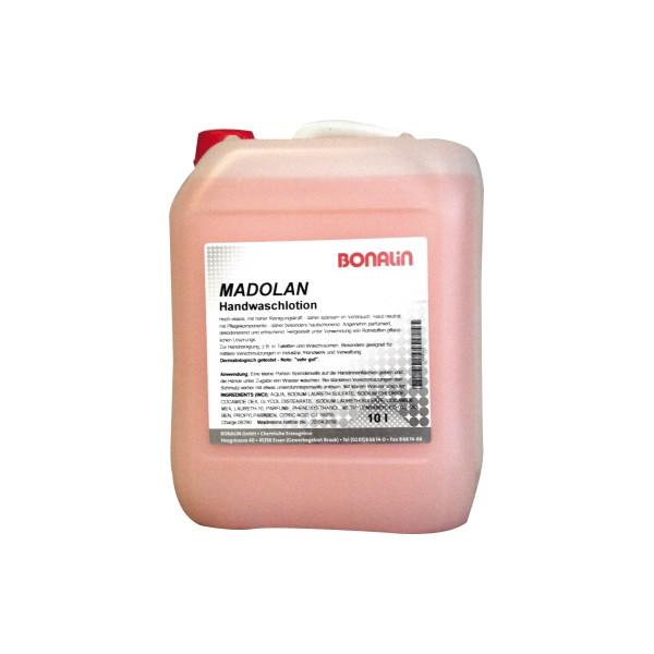 BONALIN Flüssigseife Madolan nicht dermatologisch getestet Kanister 10l