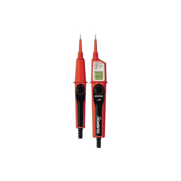 BENNING Spannungsprüfer DUSPOL digital min. Spannungsmessbereich: 12V max. Spannungsmessbereich: 1.000V IP65