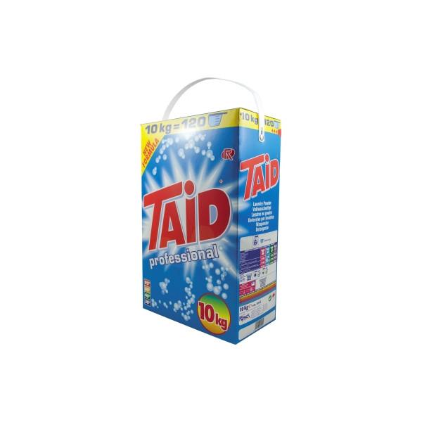 TAID Waschmittel 4101 für 120 Ladungen 10kg Pulverpackung