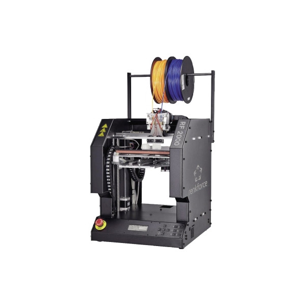 Renkforce 3D Drucker RF2000 180 x 200 x 230 mm (B x H x T)