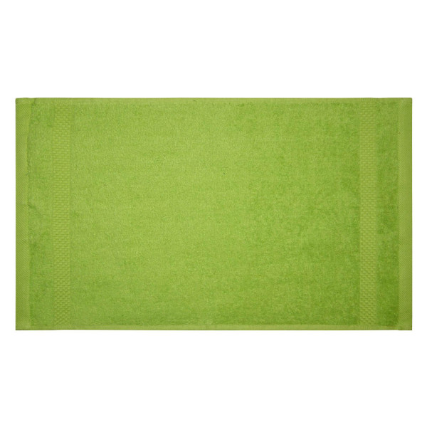 Dyckhoff 6 Gästehandtücher Uni grün 0 760 4 12 300