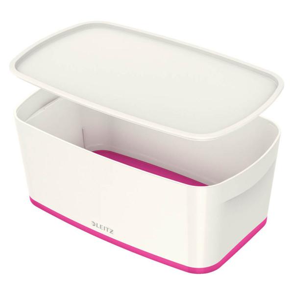 LEITZ MyBox Aufbewahrungsbox 5,0 l weiß 5229-40-23