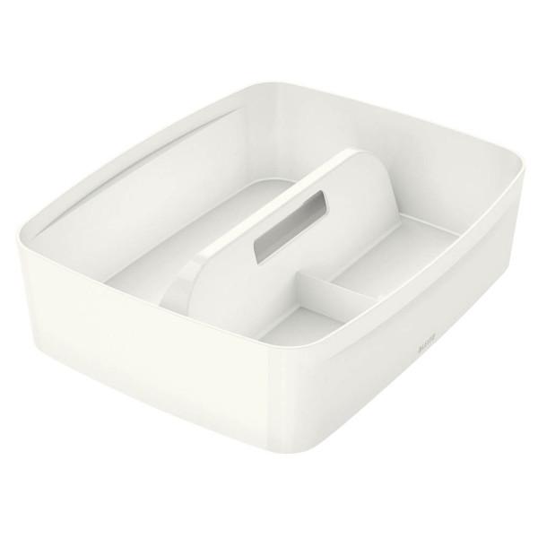 LEITZ MyBox Aufbewahrungsbox weiß 5322-40-01