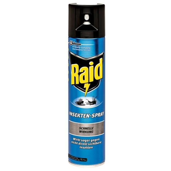Raid Insektenspray 0,4 l 666653