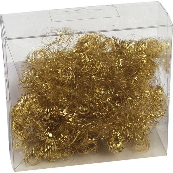 GOLDINA Weihnachtsschmuck 5904 Engelshaar 17g gold