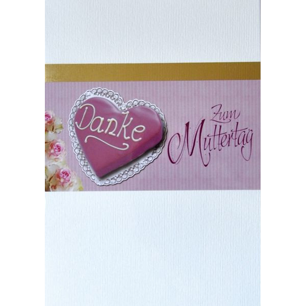 16-1012 Bild Muttertagskarte