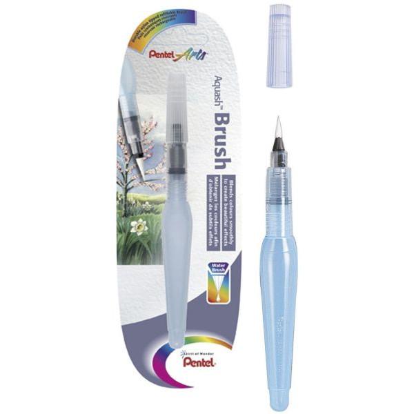 PENTEL PENTEL XFRH/1-B Pinselstift AquashBrush breit