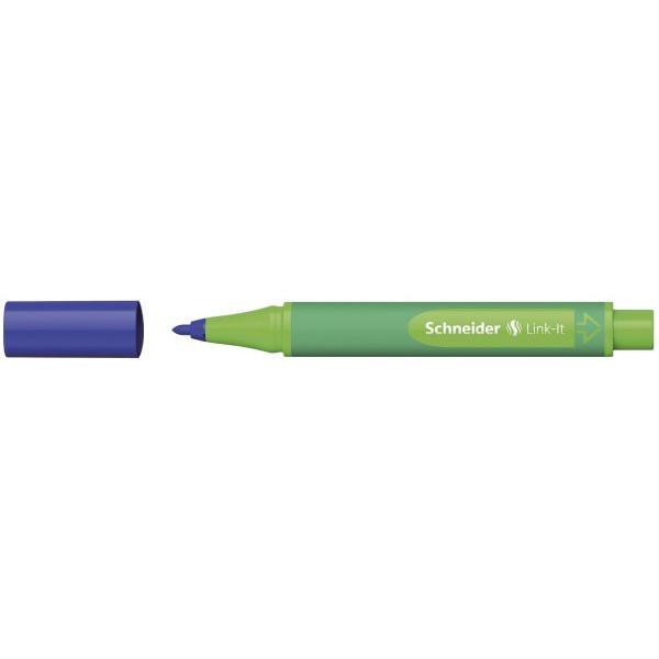 SCHNEIDER SCHNEIDER 192003 Faserschreiber Link-It blau