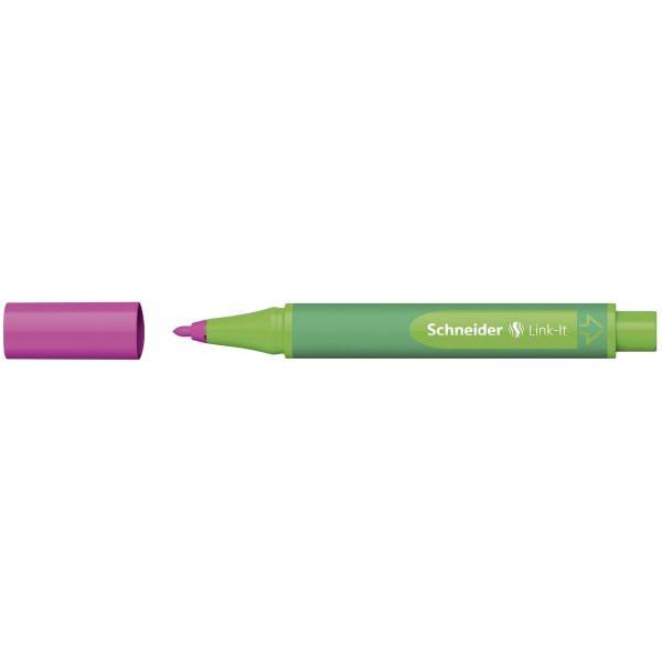 SCHNEIDER SCHNEIDER 192009 Faserschreiber Link-It pink