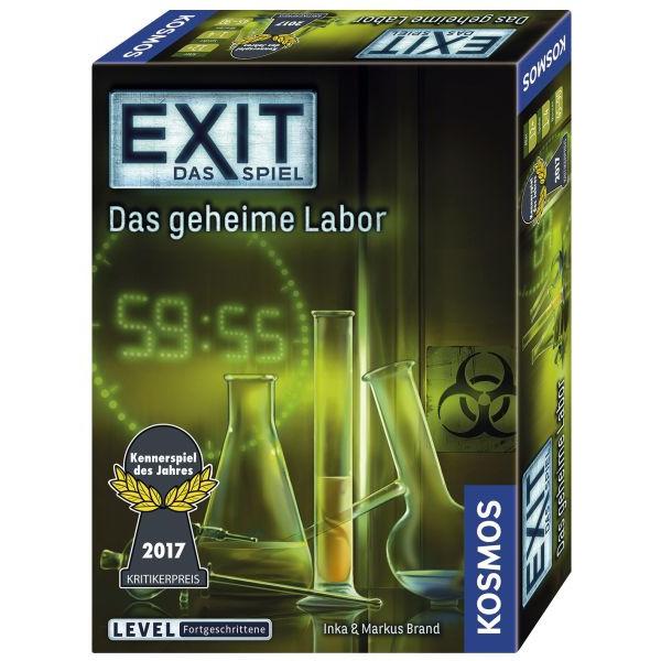 KOSMOS KOSMOS 977771 3x3 Exempl. EXIT - Das Spiel sort.