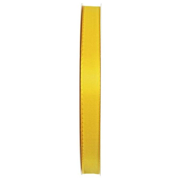 Goldina Geschenkband Taftband 10mm x 50m gelb