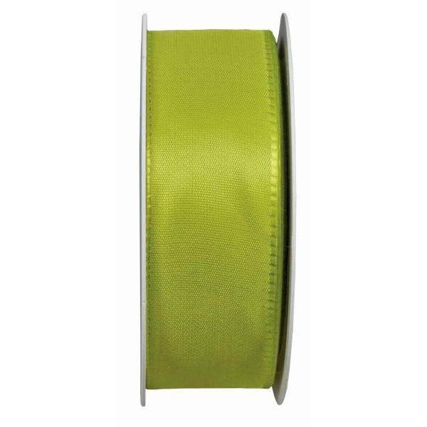 Goldina Geschenkband Taftband 40mm x 50m grün