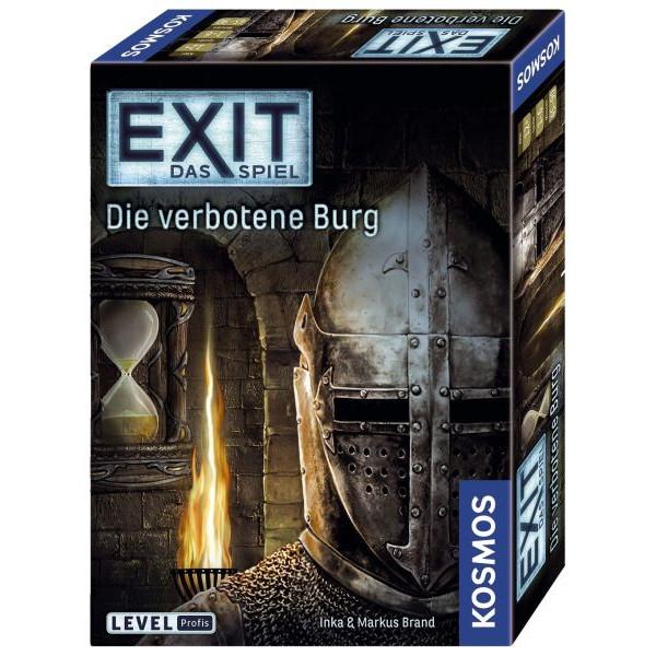 """Kosmos Exit - Das Spiel """"""""Die verbotene Burg"""""""""""""""""""