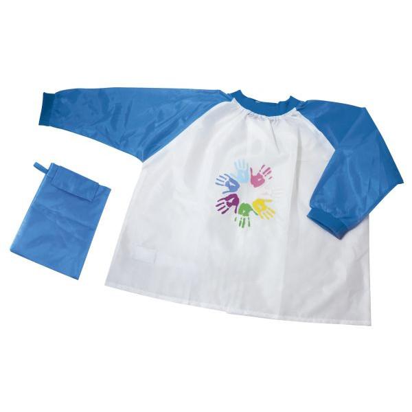 DONAU Malschürze Kinder - Boy, blau