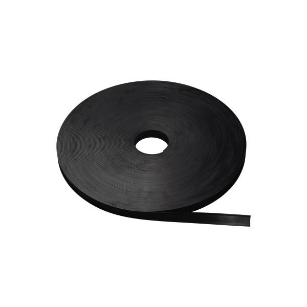 magnetoplan Magnetleiste C-Profil 10 mm x 50 m (B x L) schwarz