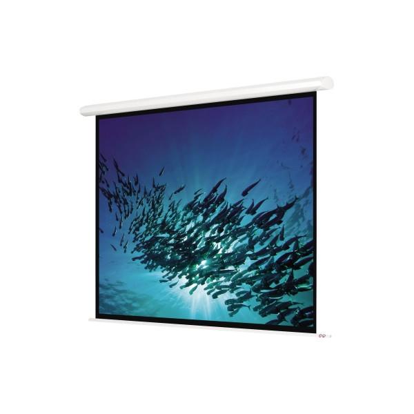 magnetoplan Projektionswand Cineflex Advaced IR Bildformat: 1:1 Projektionsfläche: 240 x 240 cm (B x H) weiß
