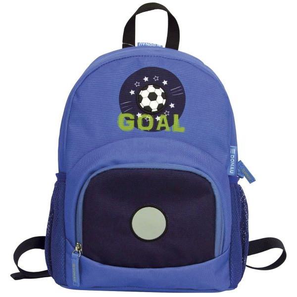 DONAU Kinderrucksack Fussball