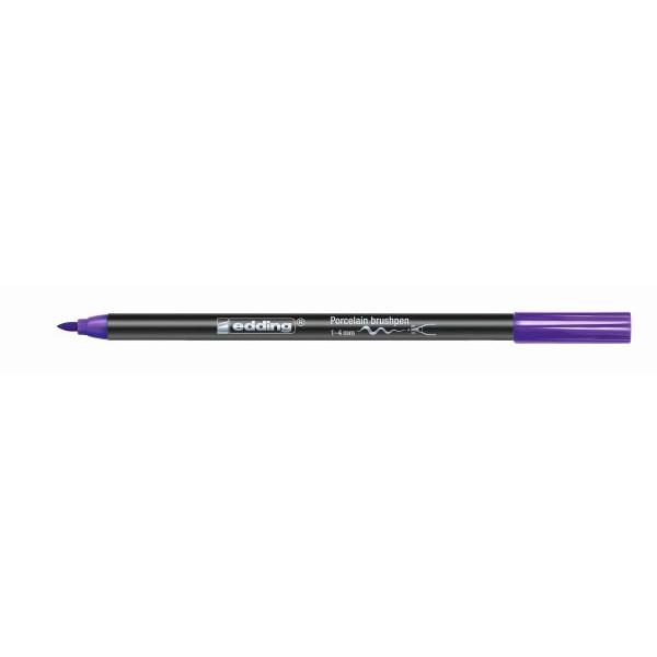 Edding Porzellanmalstift violett