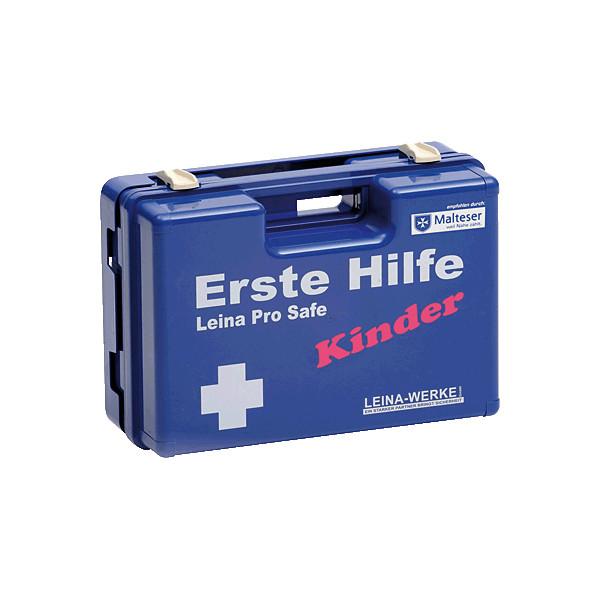Leina-Werke Verbandkasten ProSafe blau Kinder