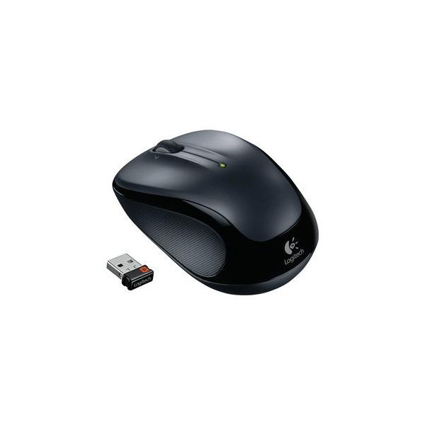 Maus Wireless Mouse M325 Logitech Silber