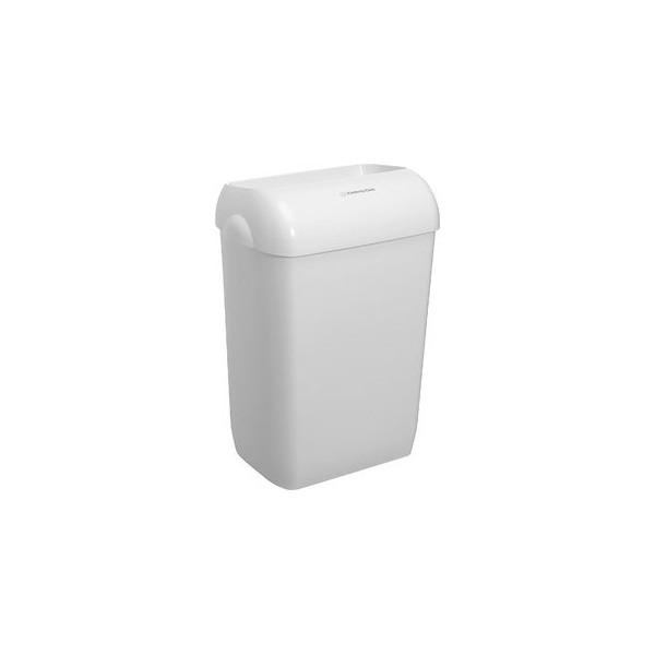 Aquarius Abfallbehälter AQUARIUS weiß 43 Liter Kunstst.