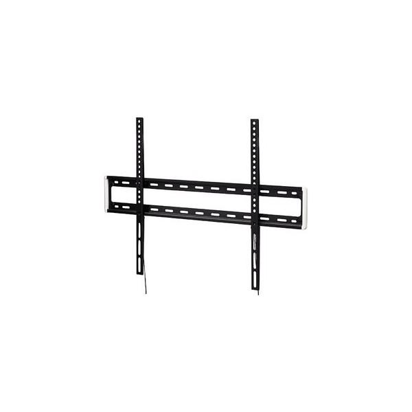 hama Monitorhalter FIX, Wandhalterung, Tragf.: 75 kg, schwarz