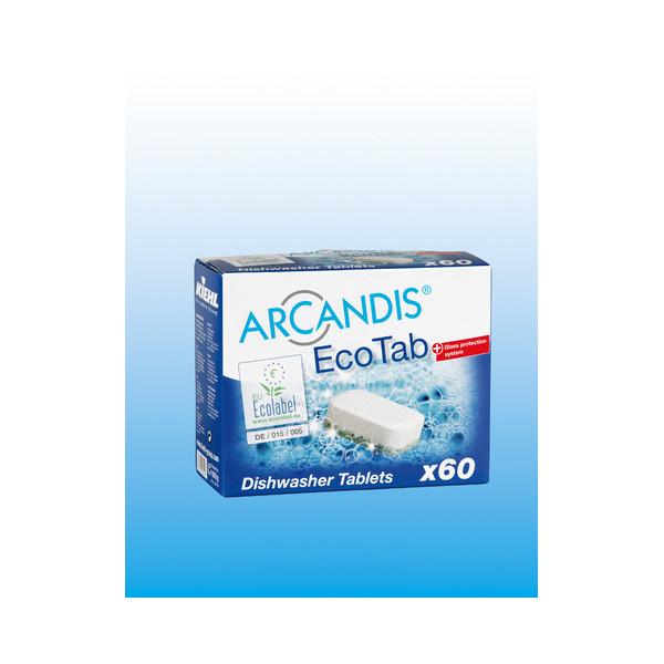KIEHL Spülmaschinengeschirrreiniger ARCANDIS®-EcoTab, Tab, Packung