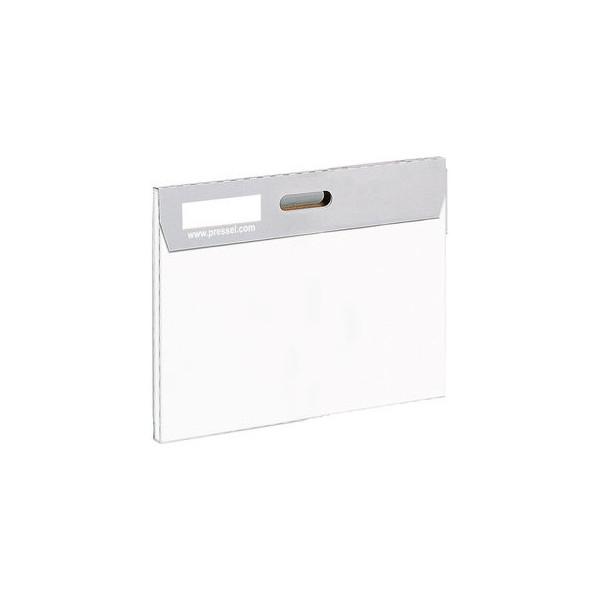 Pressel Zeichnungsmappe Top-Plan, A2, 65 x 2 x 50 cm, grau