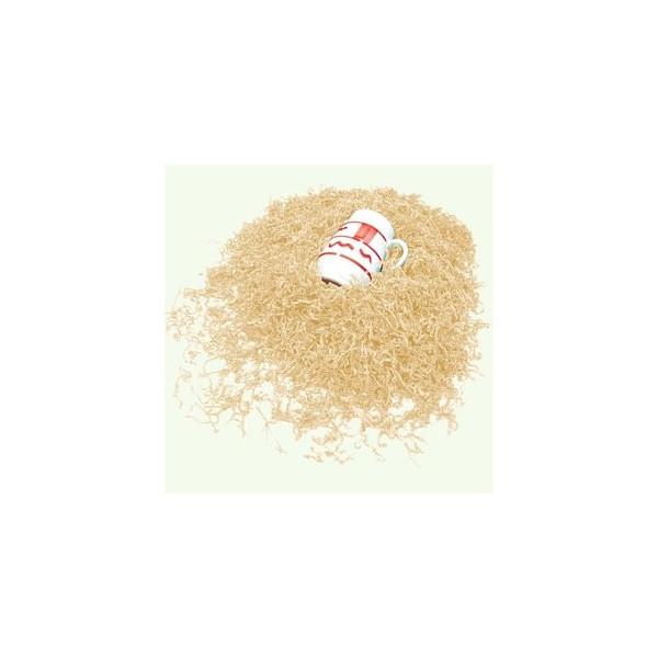 SizzlePak Paket-Füllmaterial 6321 Papierschnitzel creme 350 Liter 10 kg