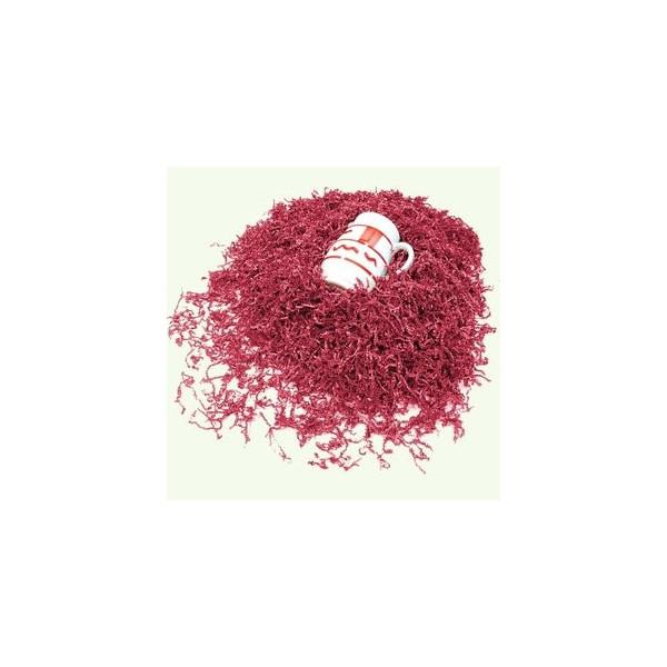 SizzlePak Paket-Füllmaterial 6322 Papierschnitzel rot 350 Liter 10 kg