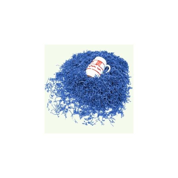 SizzlePak Paket-Füllmaterial 6323 Papierschnitzel blau 350 Liter 10 kg