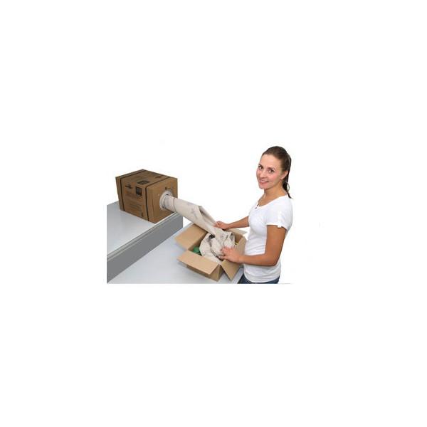 SpeedMan Box Packpapier, mit Spenderbox, 39 cm x 450 m