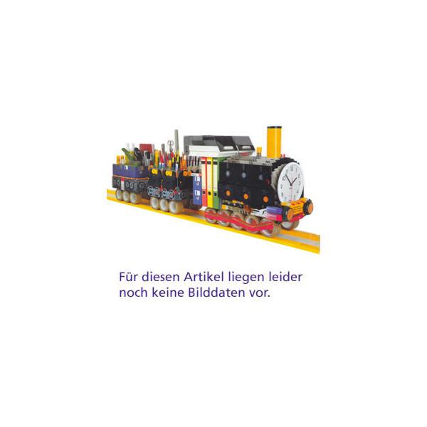 Schneider GmbH Messbecher, Kunststoff, mit blauer Skala, 2 l