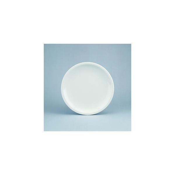 Schönwald Teller Form 598 Coup flach Ø 24,1cm weiss Porzellan stapelbar