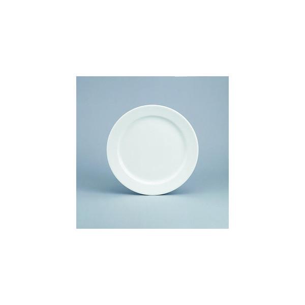 Schönwald Teller Form 898 flach Ø 25,8cm weiss Porzellan stapelbar