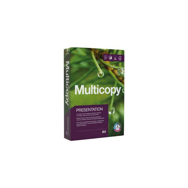 MultiCopy Presentation A4 90g Laserpapier weiß 400 Blatt