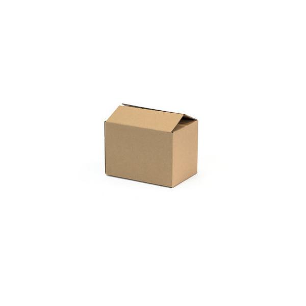 Pressel Versandkarton, 1wellig, B, 210x150x100mm, Tragf.: 10 kg, braun
