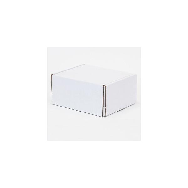 Pressel Versandkarton, Haftkl.verschl., i: 220x175x105mm, Tragf.: 20 kg, weiß
