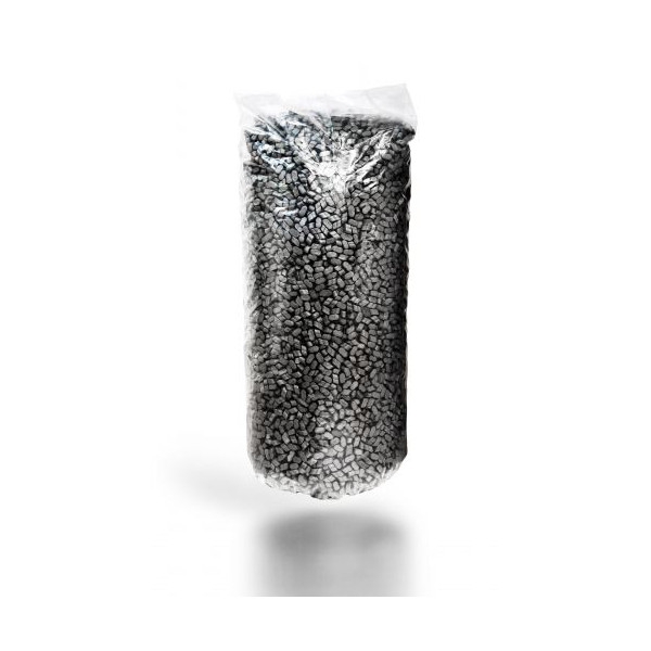 FLO-PAK Füllmaterial, 400 l, Polystyrol, Chip, Kunststoffsack, schwarz