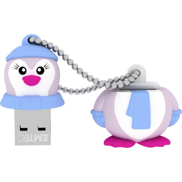 EMTEC EMTEC USB-Stick Animalitos Marine Lady Pinguin 16 GB