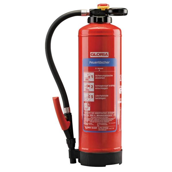 GLORIA GLORIA WH 9 Pro Feuerlöscher Wasser 9,0 l