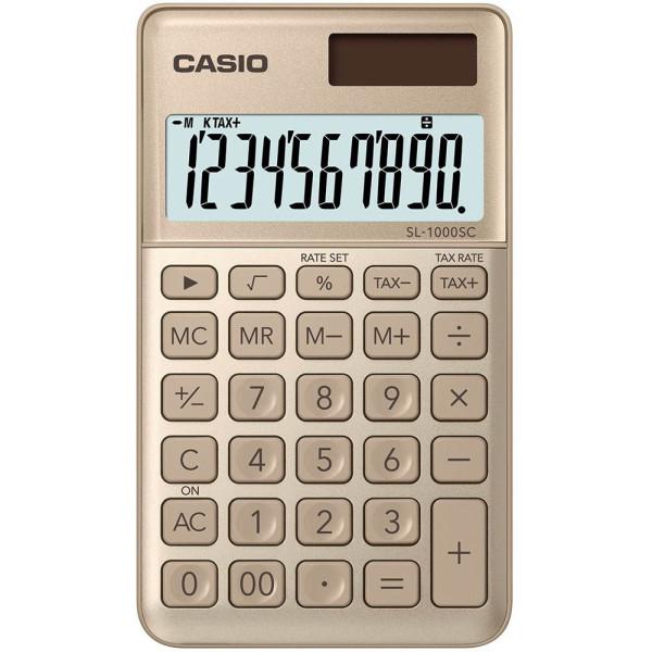 CASIO CASIO SL-1000SC Taschenrechner