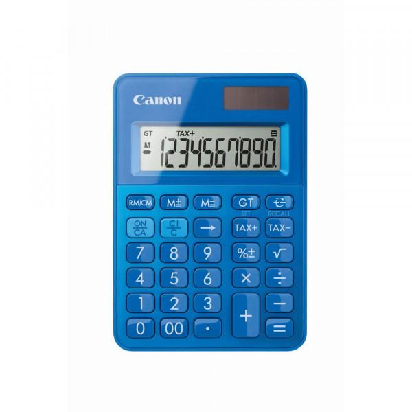 Canon Canon Taschenrechner LS-100K-MBL Blau