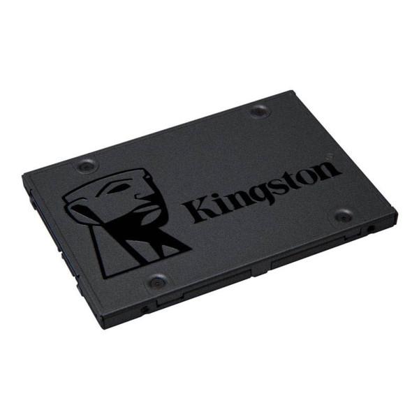 Kingston interne Festplatte SA400S37/480G A400 SSD schwarz 2,5 Zoll 480 GB