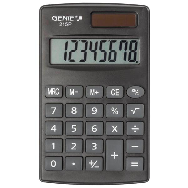 GENIE GENIE 215 P Taschenrechner