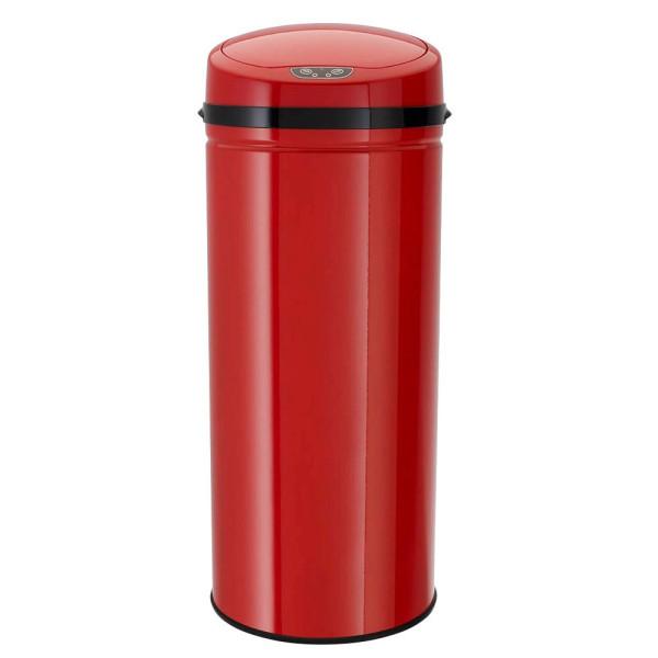 Echtwerk Echtwerk Sensor Mülleimer 42,0 l rot