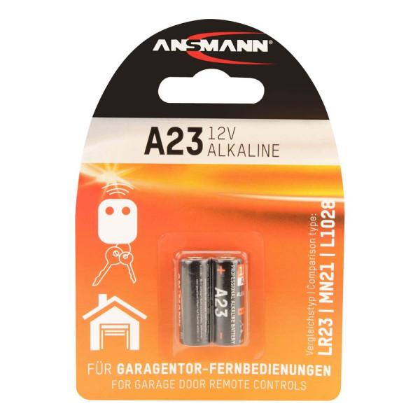 ANSMANN ANSMANN Batterien A23 Batterie 12,0 V