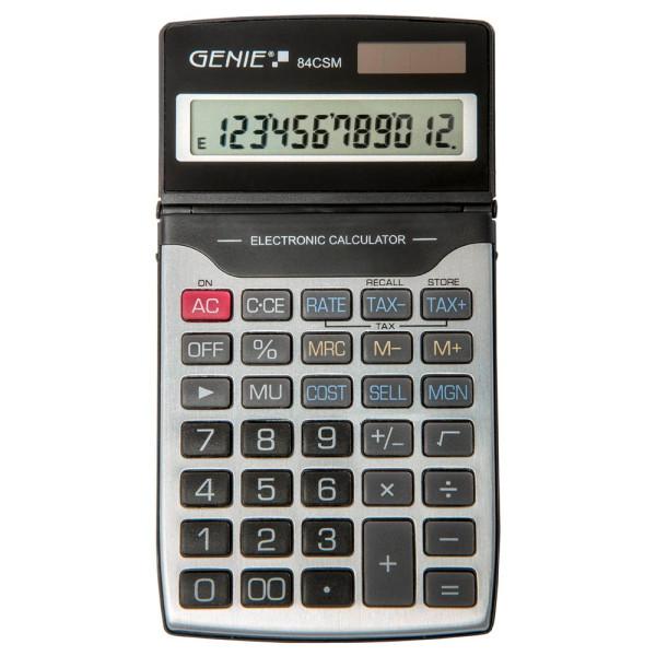 GENIE GENIE 84 CSM Taschenrechner